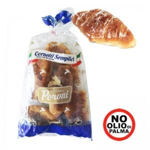 Beutel mit 6 einfachen NO PALM Croissants