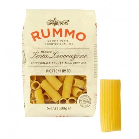 RUMMO Rigatoni n°50 - Sachet de 500gr