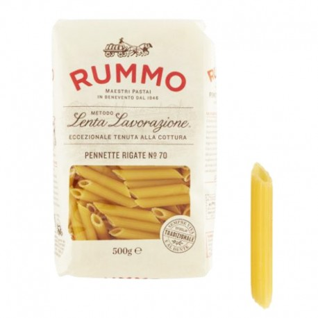 RUMMO Pennette Rigate n ° 70 - Packung mit 500gr