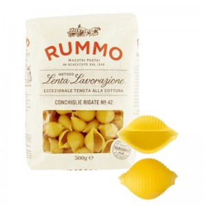 RUMMO Conchiglie Rigate n ° 42 - Packung mit 500gr