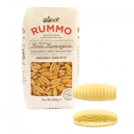 RUMMO Sardaigne Gnocchetti n°63 - Pack de 500gr