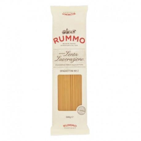 RUMMO Spaghettini n°2 - Pack de 500gr