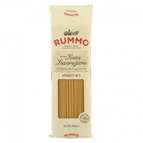 RUMMO Spaghetti n ° 3 - Packung mit 500gr