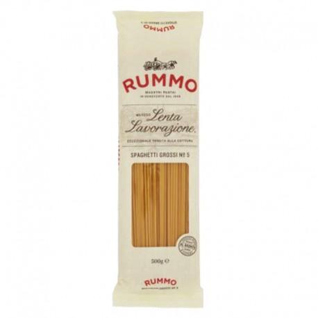 RUMMO Spaghetti Grossi n° 5 - Confezione da 500gr