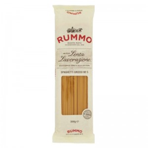 RUMMO Spaghetti Grossi n ° 5 - Packung mit 500gr