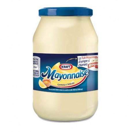 Klassische Mayonnaise - Glas 186gr