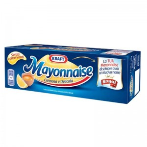 Klassische Mayonnaise - 142gr Tube