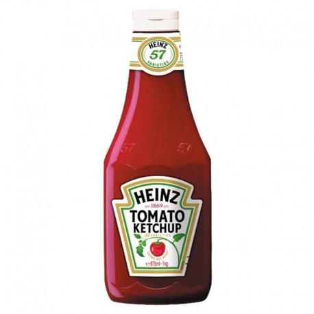 Tomato Ketchup King Kong Squeezer Super Gigante 1 kg 875ml