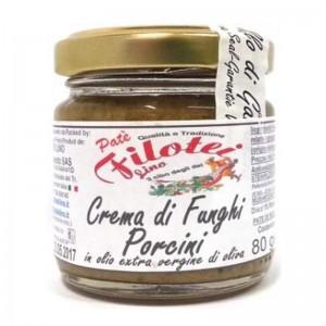 Filotei Crema ai Funghi Porcini con Olio Extravergine di Oliva