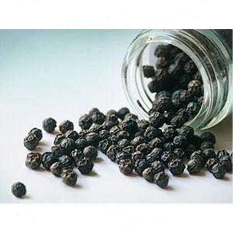 Poivre Noir en Grains - Sachet 1kg