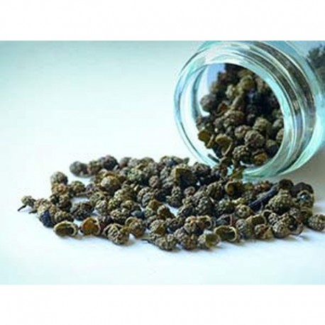 Poivre Vert en Grains - Pot de 25gr