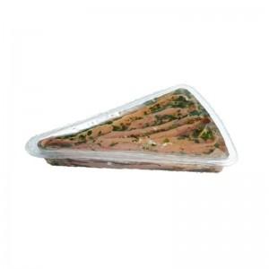 Filetti di Acciughe con Prezzemolo in Olio di Semi di Girasole - Confezione da 80gr