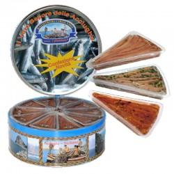 Filetti di Acciughe in Olio di Semi di Girasole 3 Gusti Assortiti - 30 conf da 80gr