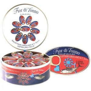 Can Fior di Tuna 112gr à l'huile d'olive