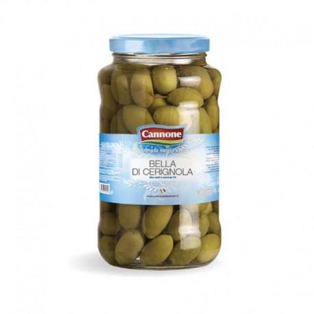 CANNONE Olives vertes géantes 7/9...