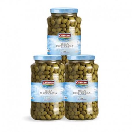 CANNONE Olive Bella di Cerignola...