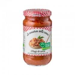 Le Conserve Della Nonna - Ragu di Carne - Barattolo da 190gr