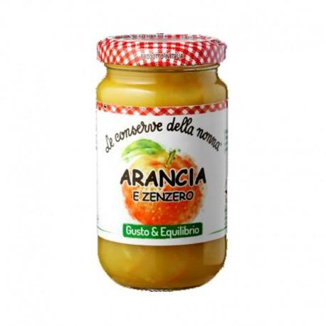 Compote de Fruits Orange et Gingembre...