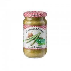 Le Conserve Della Nonna - Crema di Asparagi - Barattolo da 190gr