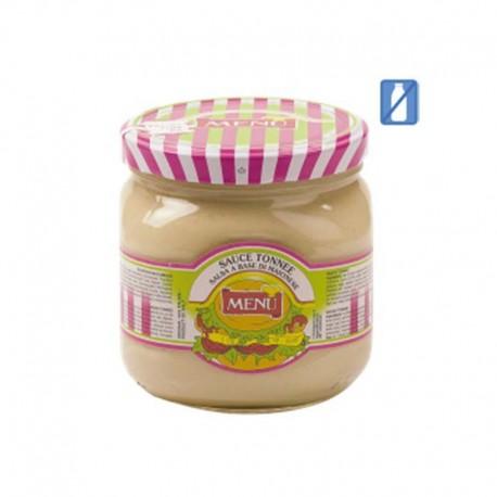 Menu - Sauce Tonne - Pack de 750gr