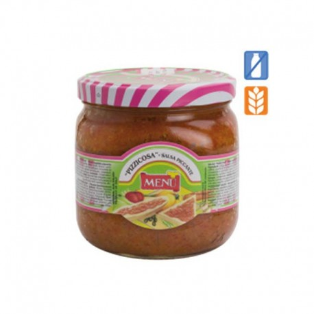 "Menu - Sauce Épicée ""Pizzicosa"" -..."