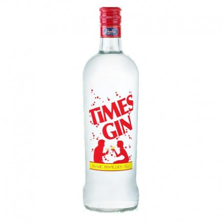 Times - Gin Labadia - Bouteille 700ml