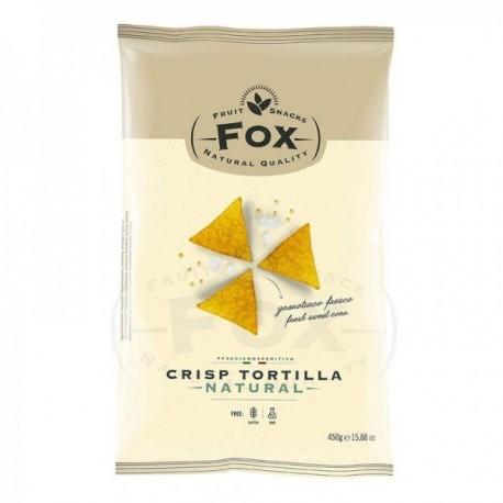 Fox Crisp Tortillas Naturali - Busta...