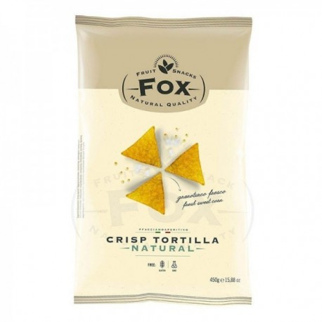 Fox Croustillant Tortillas Naturel -...
