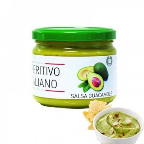 Sauce Guacamole Fox - Pot de 280 gr