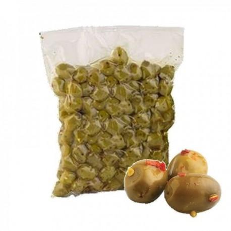 Olives Epicées Fox - Sac 1Kg