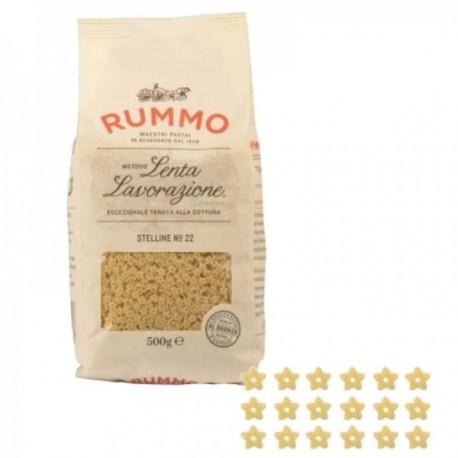 Pâtes RUMMO Stelline n 22 - Paquet de...