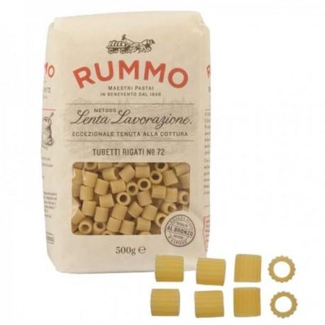 Pasta RUMMO Tubetti Rigati n 72 -...