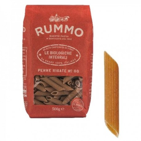 Pasta RUMMO Penne Rigate Bio...