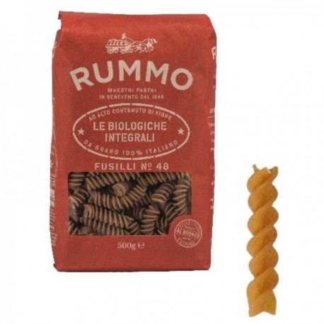 Pasta RUMMO Fusilli Bio Integrali n...