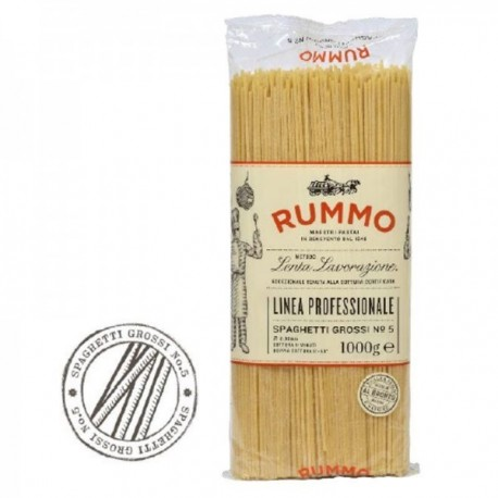 Pâtes RUMMO Spaghetti Grossi n 5...
