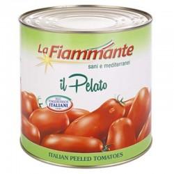 La Fiammante Pomodori Pelati - Barattolo da 2,5Kg