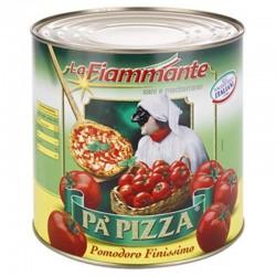 La Fiammante Pola Fine Pa' Pizza - Barattolo da 2,5Kg