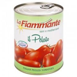 La Fiammante Pomodori Pelati - Barattolo da 800gr