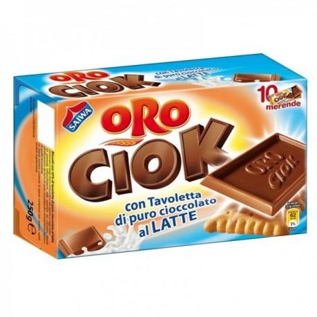 Oro Ciok Latte - Paquet de 250gr
