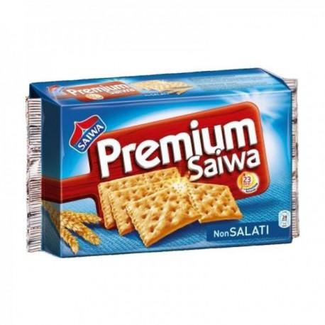 Crackers Premium Saiwa Non Salati -...