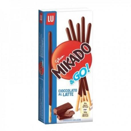 Mikado Pocket & Go Chocolat au Lait -...