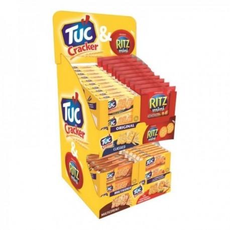 Tuc Cracker + Ritz Expo Banco...