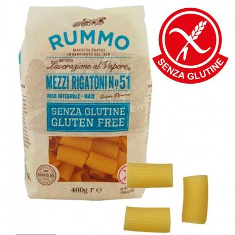 Pâtes RUMMO Mezzi Rigatoni Sans...
