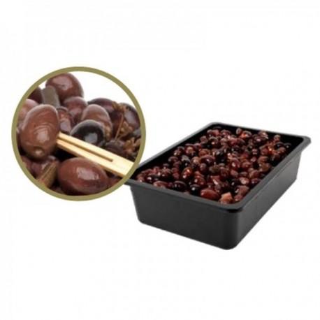 Marchigiana assaisonnée aux olives...