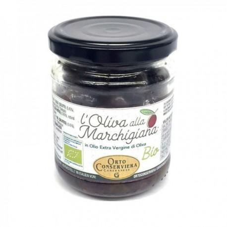 L'Olive Marchigiana Bio Certifiée QM...