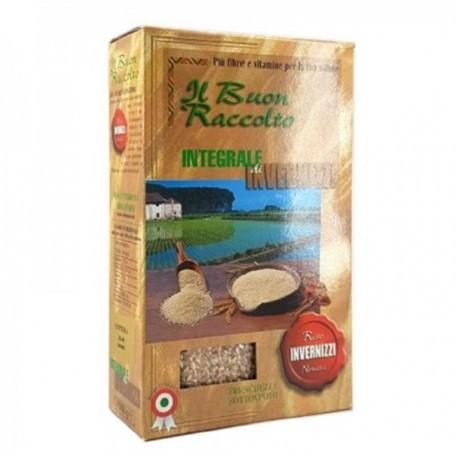 Riz Brun - Emballage Sous Vide de 1 kg