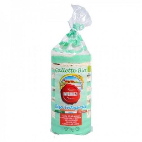 Gallette Bio Riso Integrale -...