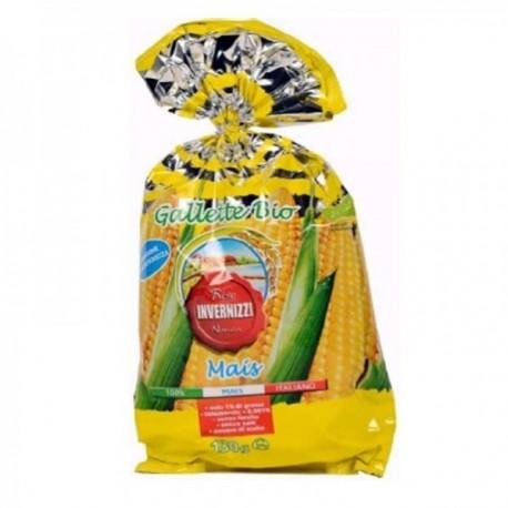 Galettes de maïs bio - Sachet 130 gr...