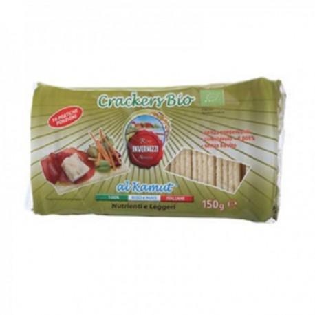 Crackers Bio Grano Khorasan Kamut -...