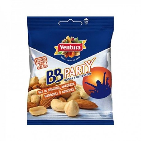 BBParty Frutti Tostati Non Salati -...